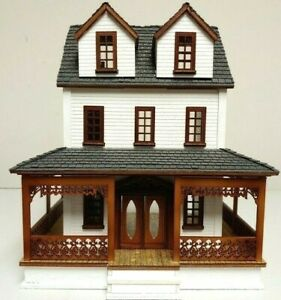 Southern Country Cottage (1:48 Scale)