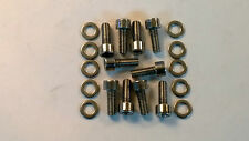 TOYOTA SUPRA MKIV 2JZ-GTE TWIN TURBO STAINLESS STEEL SPARK PLUG COVER BOLTS