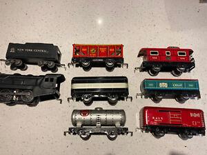 Marx Trains Steam Engine & Tender Set !