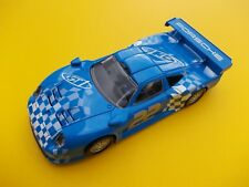 SCALEXTRIC C2535 PORSCHE 911 GT1 IN NEAR MINT CONDITION WITH FRONT LIGHTS
