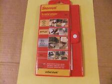 Starrett BU4 HSS bi-metal Jig Saw blade assortment. 19 blade pack in a wallet.