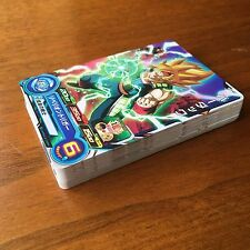 LOT 25 pcs DRAGON BALL HEROES Z TRADING CARDS SET !ALL NEW! MANY NO DUPLICATES