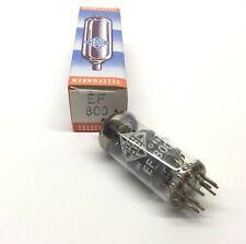 EF800  NOS  Telefunken  Diamond <> Bottom  German Valve Tubes