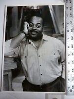 "Vintage Glossy Press Photo Reginald Veljohnson ""Family Matters"" 11/26/1989"