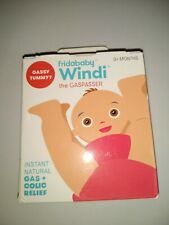 New listing Fridababy The Windi Gas + Colic Reliever For Babies Nib Sealed Exp10/21+04/23