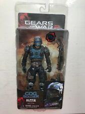 OVP NECA Gears of War 2 Serie 5 COG Soldier Gaming Actionfigur Schrotflinte