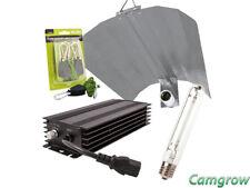 LUMii Noir-Digital Dimmable 600 W HPS Hydroponique éclairage kit