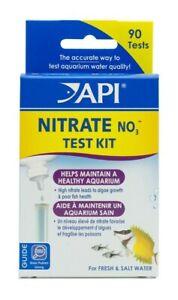 API Nitrate NO3 Liquid Aquarium Test Kit Freshwater  Marine Saltwater