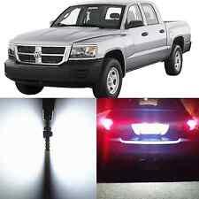 Alla Lighting License Plate Light 168 194 2825L White LED Bulbs for Dodge Dakota