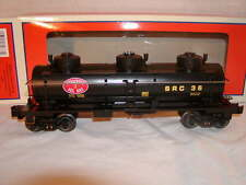 Lionel 6-82677 Strasburg Railroad 3 Dome Tank Car O 027 2016 sitting display