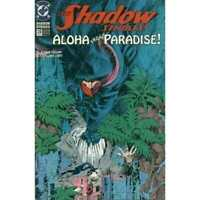Shadow Strikes! #28 in Near Mint condition. DC comics [*n0]