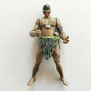 "Disney Pirates Of The Caribbean 3.75"" Zizzle CANNIBAL CHIEF Figure"