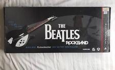 NEW PS3 Beatles Rock Band Rickenbacker 325 Guitar RARE RockBand