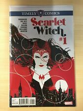 Scarlet Witch Timely Comics Reprints 1 2 3 modern series Nm great value