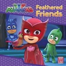 PJ Masks Story Book - FEATHERED FRIENDS -  NEW