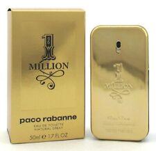 Paco Rabanne 1 Million 1.7oz Men's Eau de Toilette