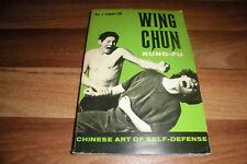 James Yimm Lee -- WING CHUN KUNG-FU // Chinese Art of Self-Defense / 1975