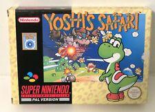 Yoshi's Safari - Super Nintendo SNES Game
