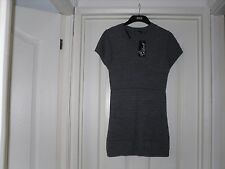 Girls Grey Knit style Dress/Top