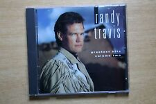 Randy Travis ‎– Greatest Hits Volume Two - Folk, Country, 1992 (Box C122)