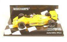 Lotus 99t no.11 MONACO GP Fórmula 1 1987 (SATORU NAKAJIMA)