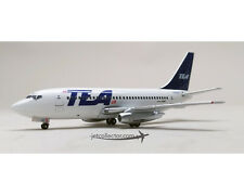 Aeroclassics T E A n/c B737-200 OO-TEL 1:400 Scale Diecast ACTEA032007A