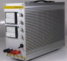 Labornetzteil 50V / 1A Netzgerät Netzteil von Zentro-Elektrik