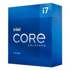 Intel Core i7-11700K Desbloqueado Processador Para Desktop - 8 núcleos e 16 fios-até