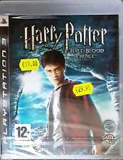HARRY POTTER AND THE HALF-BLOOD PRINCE Sony PlayStation 3 2009 -PAL-