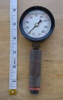 Vintage Marsh Instrument Company Pressure Gauge 0-160 PSI - Made is USA