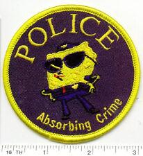 POLICE - Absorbing Crime (Spongebob Squarepants) - Novelty Item