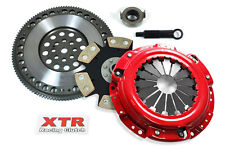 XTR STAGE 4 CLUTCH KIT + RACE FLYWHEEL for HONDA ACCORD PRELUDE F22 F23 H22 H23
