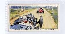 (Ji941-100) Ogdens, Motor Races , Circuit De Diepee ,1931 #27