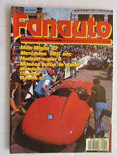 Le Fanauto n°225 /MERCEDES 560 SEC/MILLE MIGLIA 87/HISPANO-SUIZA/CADILLAC V8-6-4