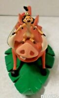 Disney's Pumbaa & Timon from Lion King Christmas Ornament By Groiler Pres. Editi