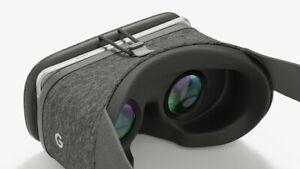 Google Daydream View Virtual Reality Smartphone VR Headset