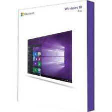 WINDOWS 10 PRO MIcrosoft FULL VERSION USB RETAIL **Australian Stock** (F03)