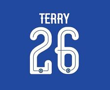 Terry 26 2016-17 Chelsea Fa Cup Home Football Nameset for shirt