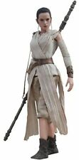 "Star Wars The Force Awakens Rey 1/6 Scale Hot Toys 12"" Figure Mms336"