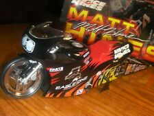 "Action Matt Hines 2000 "" Eagle One"" Diecast Pro Stock Motorcycle (bike) 1:9"