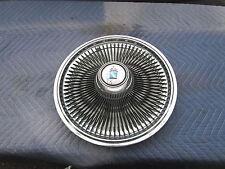 "Vintage 1973-74 Buick Regal Wheel Cover Hubcap Hub Cap 15""  Very Good Condition"