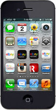 Apple iPhone 4 - 8GB - Black (Unlocked) Smartphone
