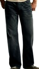 Gap Men's Jeans Straight Fit Distressed 100% Cotton Size 34 X 30 NWT $65