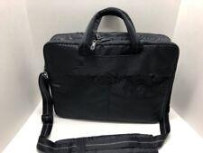 """Dell Computer Bag Laptop Shoulder Bag Briefcase Case Padded Black 17"""""""