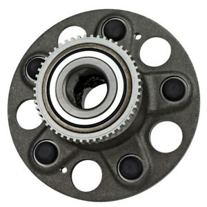 Wheel Bearing and Hub Assembly-Disc Rear CRS Automotive Parts NT512179