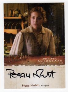 The Hobbit : The Desolation of Smaug - Peggy Nesbitt as Sigrid PN