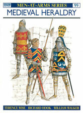 OSPREY MAA 99 MEDIEVAL HERALDRY_COATS OF ARMS, TABARDS, LIVERIES_BADGES, SHIELDS