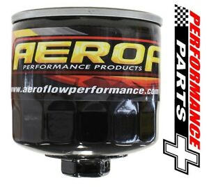 Aeroflow Oil Filter Suit Ford, Holden, Honda, Mazda, Subaru (Z79A) AF2296-1004