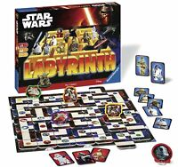 STAR WARS THEMED LABYRINTH GAME - SEARCH FOR TREASURE - BRAND NEW & SEALED!
