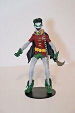 Robin Earth 22 Smirk Variant DC Multiverse McFarlane Toys Action Figure